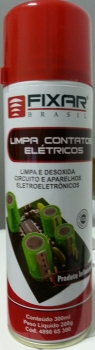 Limpa Contatos Spray 300ML 4890 - Fixar Brasil