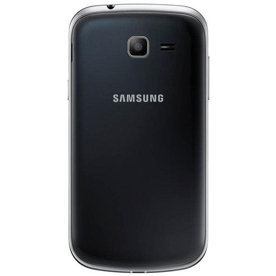 Smartphone Galaxy Trend Lite Duos S7392 Preto Dual Chip, Android, Processador de 1 Ghz, Tela de 4, 3G e WiFi - Samsung
