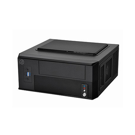 Gabinete TT Black SD101 Case Com Fonte 180W VP11821N2U - Thermaltake