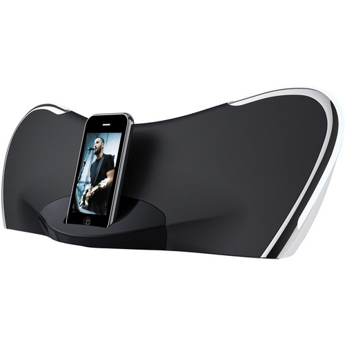 Caixa Acústica Com Luminosidade Ajustável Ipod e Iphone CSMP145 - Coby