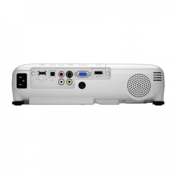 Projetor Multimídia Powerlite W18+ HD 3000 Lumens (1280x800) Conexão HDMI e USB - Epson