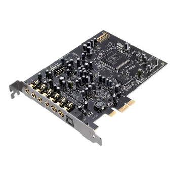 Placa de Som Sound Blaster Audy RX PCI-E Sound Card SB1550 70SB155000001 - Creative