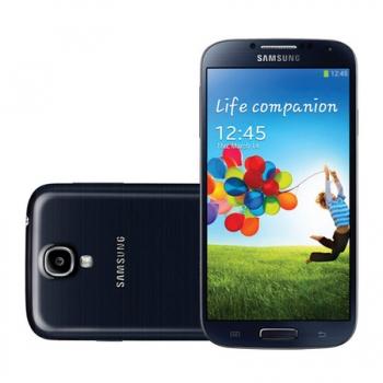 Smartphone Galaxy S4 GT-I9515 - Preto Android 4.4, Tela Full HD 5´, Wi-Fi, 4G, GPS, 13 MP e Fone de Ouvido - Samsung