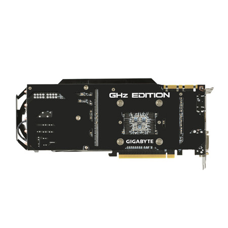 Placa de Vídeo Geforce GTX780 3GB DDR5 384Bits OC Windforce 3X GV-N780GHZ-3GD - Gigabyte