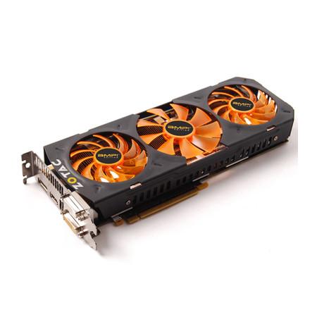 Placa de Vídeo Geforce GTX780 3GB DDR5 384Bits ZT-70203-10P - Zotac