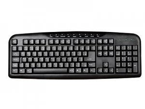 Teclado Multimídia Preto TCMP04-USB - PC Top