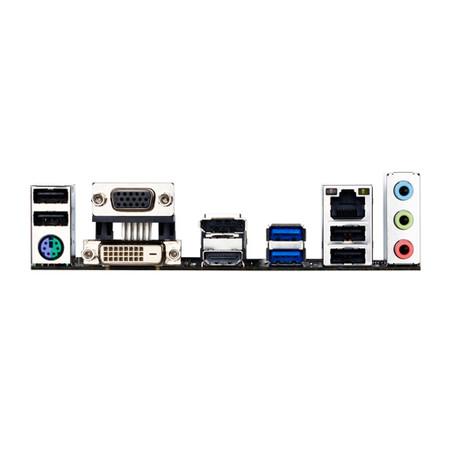 Placa Mãe LGA 1150 GA-B85M-D3PH (S/V/R) - Gigabyte