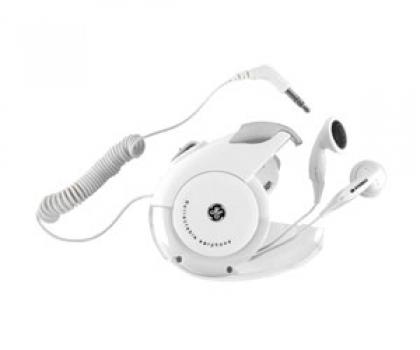Fone De Ouvido Estéreo Retrátil Com Estojo 97500