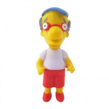 Boneco The Simpsons Milhouse Van Houten BR205/BR361 - Multikids