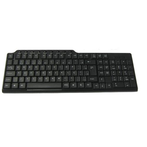 Teclado Multimídia USB Preto TCMP05-USB - PC Top