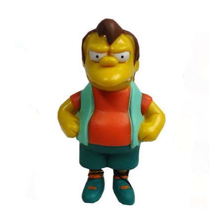 Boneco The Simpsons Nelson BR205 - Multikids