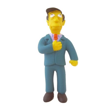 Boneco The Simpsons Diretor Skinner BR205 - Multikids