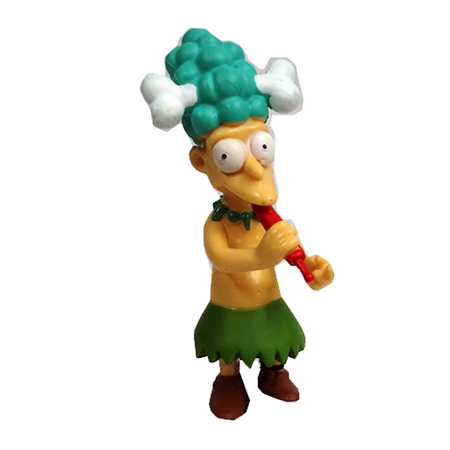 Boneco The Simpsons Sideshow Mel BR205 - Multikids