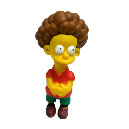 Boneco The Simpsons Todd Flanders BR205 - Multikids