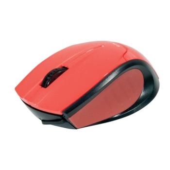 Mouse Óptico Retrátil USB 1480dpi Extency Vermelho - E-BLUE