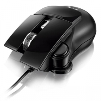 Mouse USB Free Scroll Preto MO190 - Multilaser