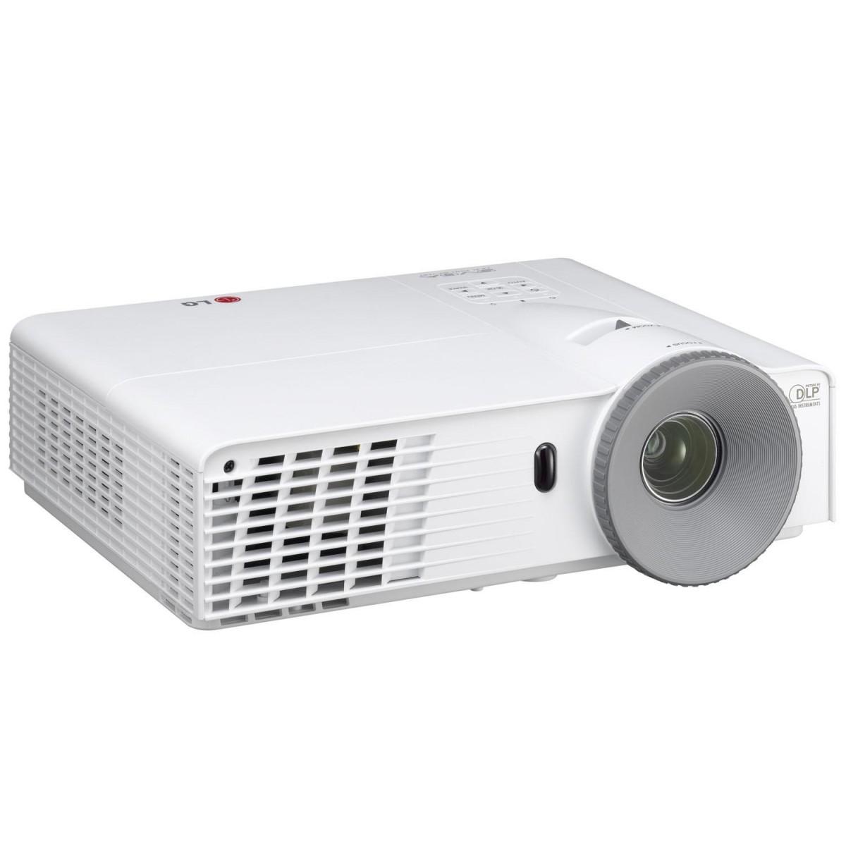 Projetor 2800 Lumens SVGA Branco- BE320.AWZZ - LG
