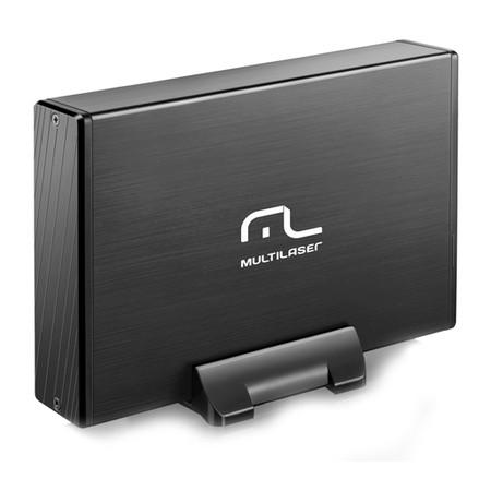 Case Para HD Externo 3.5 c/ Fonte GA118 - Multilaser