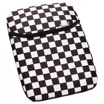 Case para Netbook 10 Style Preto/Branco NB8136W - Integris