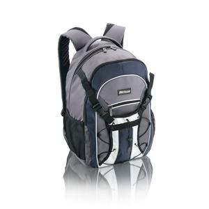 Mochila para Notebook 15 Sport Azul/Cinza BO093 - Multilaser
