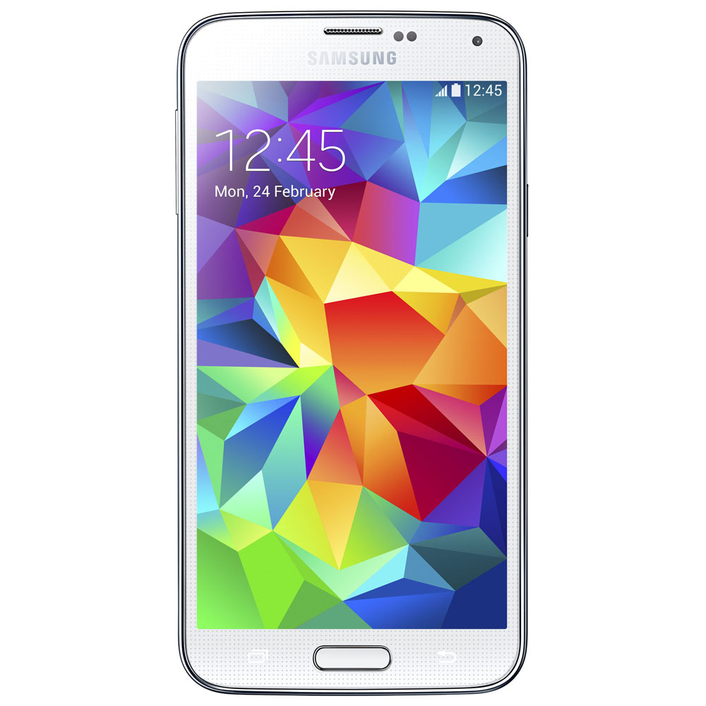 Smartphone Galaxy S5 com Android 4.4, Dual Chip,Quad Core 2.5 Ghz e Câmera de 16MP com Flash Branco LED G900MD - Samsung