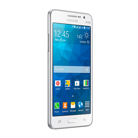 Smartphone Galaxy Gran Duos Prime G530 Branco - Android 4.4, Quad Core 1.2GHz, 5´, 8GB, 8+5MP, Dual Chip, TV - Samsung
