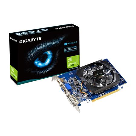 Placa de Vídeo Geforce GT630 1GB DDR3 64Bit GV-N630D3-1GI - Gigabyte