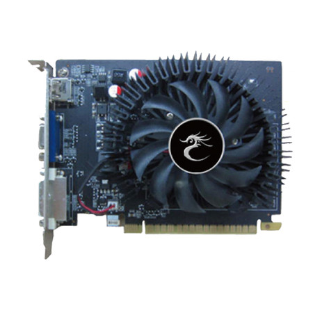 Placa de Vídeo GeForce GT640 2GB DDR3 128Bits ZOGT640-2GD3H - Zogis