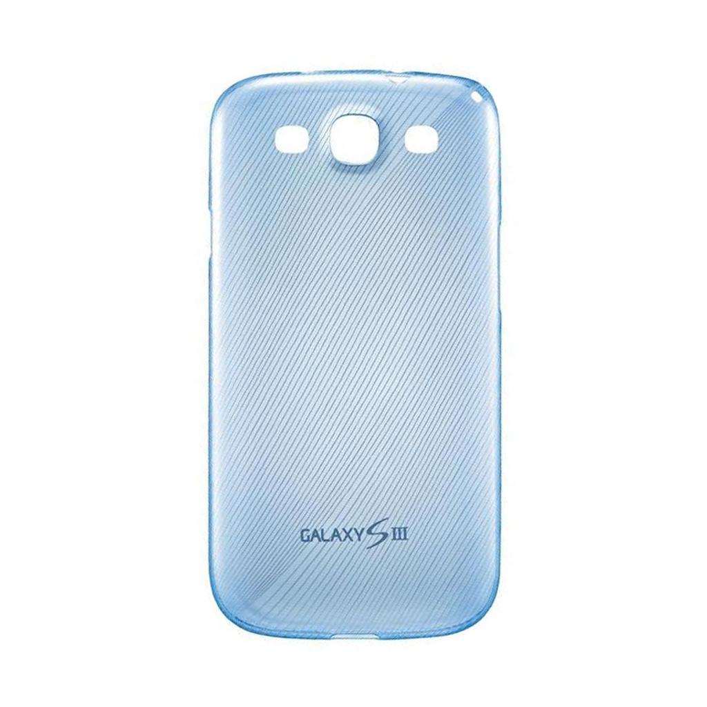 Capa de Silicone para Galaxy SIII Azul EFC-1G6SBECSTD - Samsung