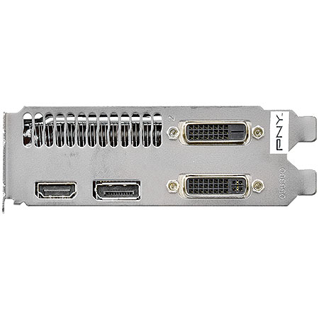 Placa de Vídeo GeForce GTX760 2GB DDR5 256Bits VCGGTX7602XPB-PORT - PNY