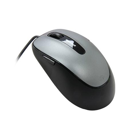 Mouse Óptico Comfort 4500 USB 4FD-00025 Cinza/Preto - Microsoft