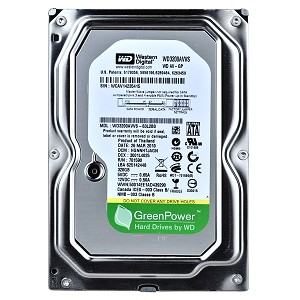 Hard Disk 320GB Sata 8MB 7200RPM WD3200AVVS - Western Digital