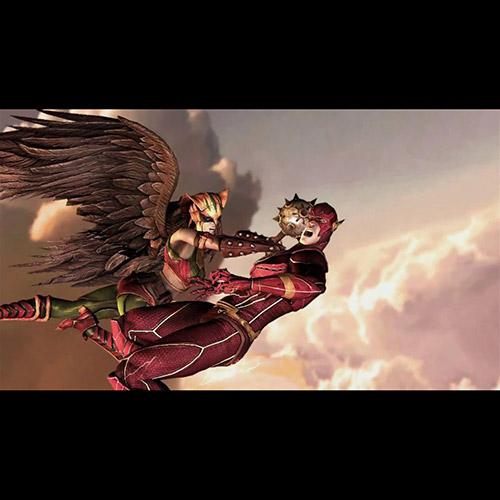 Jogo Injustice: Gods Among US - PS3