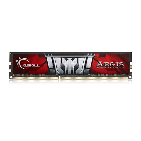 Memória Aegis 8GB DDR3 1600MHZ PC3-12800 F3-1600C11S-8GIS - G.SKill