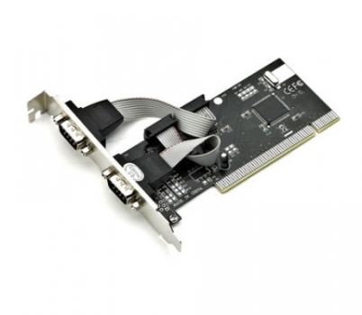 Placa PCI com 2 Seriais PC14 - Skymedia