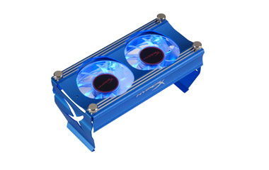 Cooler para Memória Hyper X KHX-FAN-B Azul 60mm - Kingston