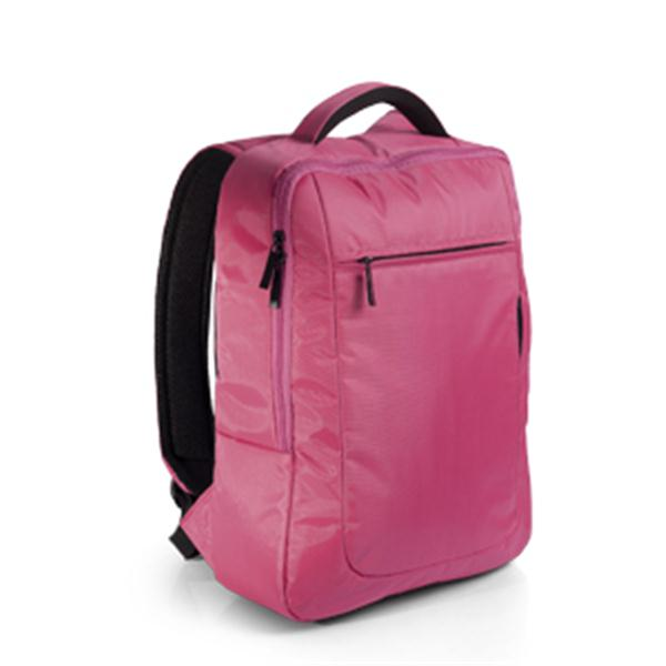 Mochila para Notebook 14 Fit Rosa BO195 - Multilaser