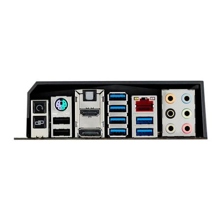 Placa Mãe LGA 1150 Maximus VII Formula Watch Dogs, c/ Quad-GPU SLI / 3-Way CrossFireX - Asus
