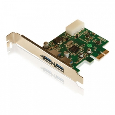 Placa PCI-Express USB 3.0 (2 Portas) BS-PCI3.0 - Microbon