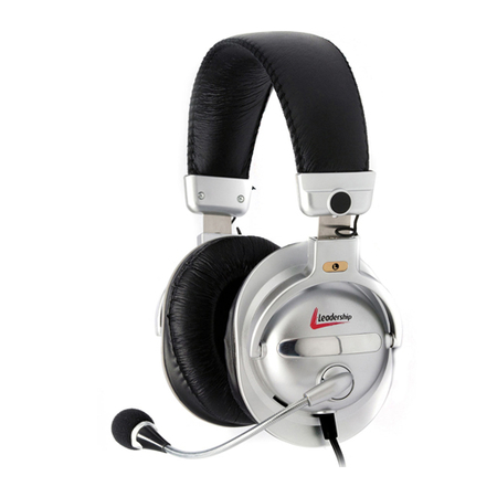 Headphone Headset Profissional 3962 - Leadership