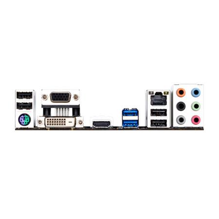 Placa Mãe LGA 1150 GA-B85M-D3H S/V/R USB 3.0 Sata 6Gb/s - Gigabyte
