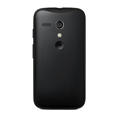 Capa Grip Shells Moto G Preto 11227N - Motorola