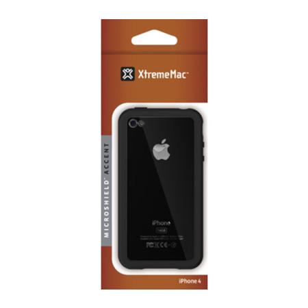 Capa para iPhone 4 Borda Preta IPP-MA4-13 - XtremeMAC