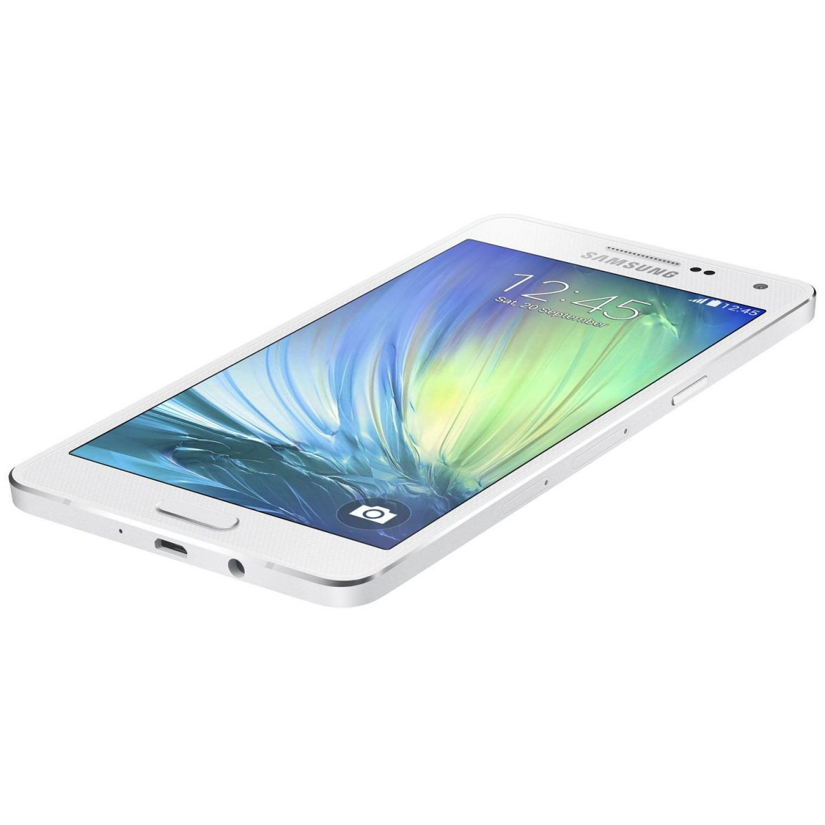 Smartphone Galaxy A5 Duos Dual Chip 4G Android 4.4 Câm. 13MP Tela 5 Proc. Quad Core Branco SM-A500M/DS - Samsung