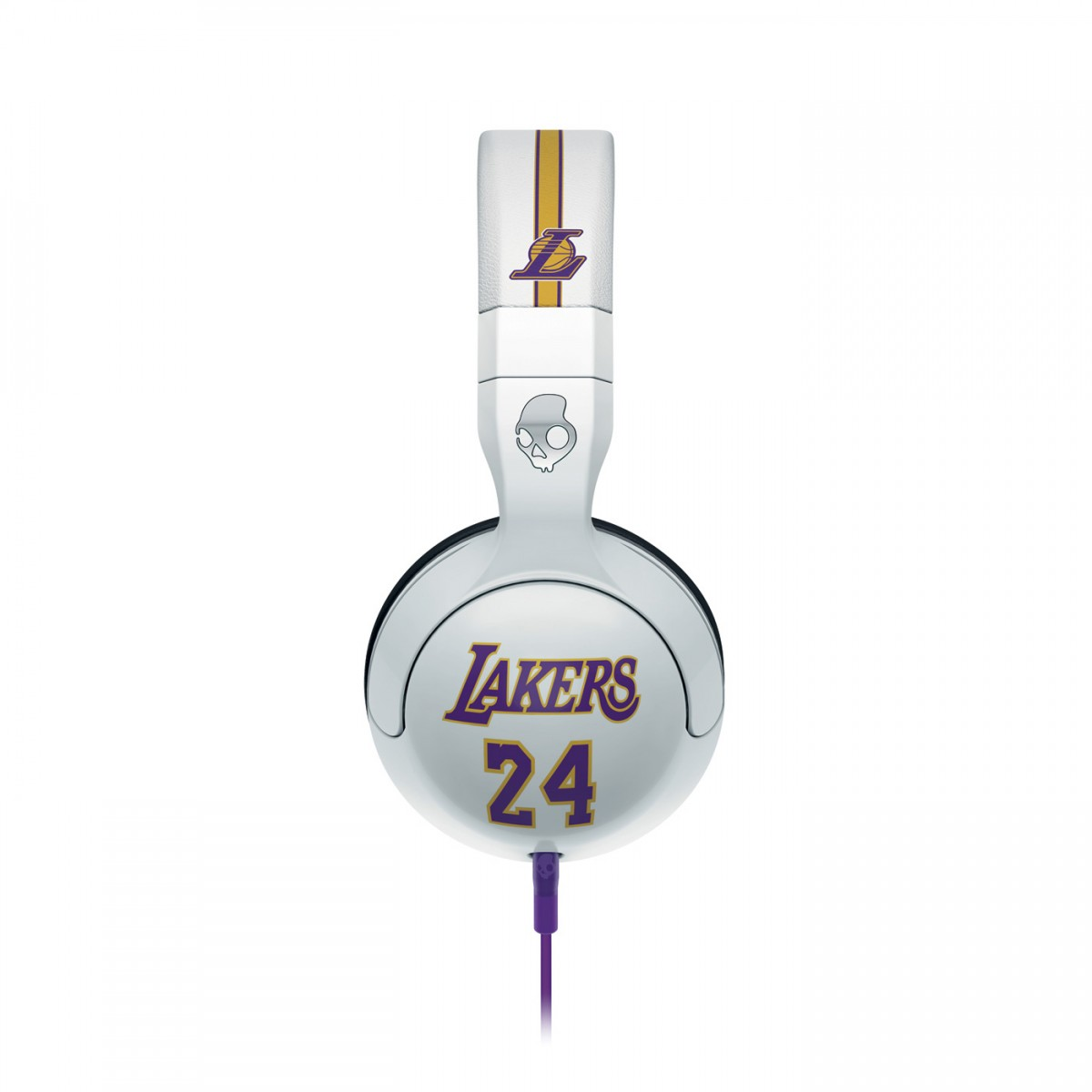 Fone de Ouvido com Microfone Hesh 2 Los Angeles Lakers S6HSDY-226 - Skullcandy