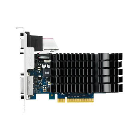 Placa de Vídeo Geforce GT630 1GB DDR3 64Bits GT630-SL-1GD3-L - Asus