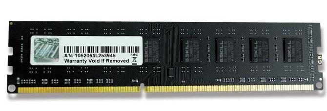 Memória 4GB DDR3 1333Mhz F3-1333C9S-4GNS - G.Skill
