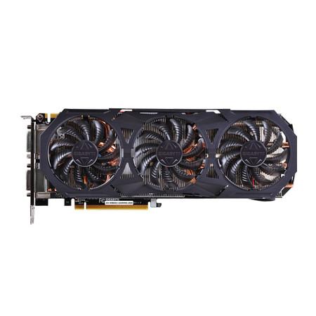 Placa de Vídeo Geforce GTX960 2GB DDR5 128Bit GV-N960G1 GAMING-2GD - Gigabyte