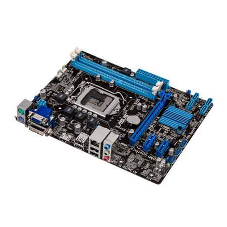 Placa Mãe LGA 1155 H61M-A (S/V/R) - Asus