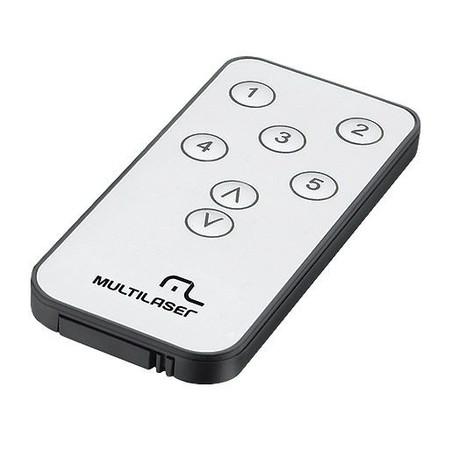 Switch HDMI 5 em 1 RE048 - Multilaser